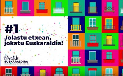 #1 Etxealditik Euskaraldira